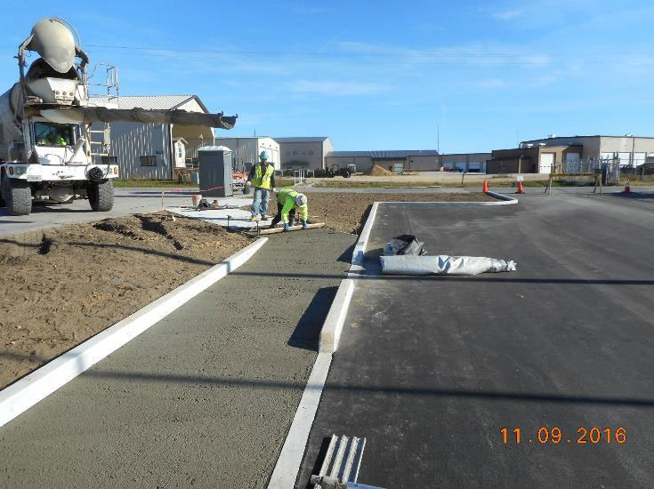 US Army Corps of Engineers, Louisville District, SDVOSB Multiple Award Task Order Contract (MATOC): WI POV Parking and Storm Water Control Improvements at Fort McCoy, Wisconsin