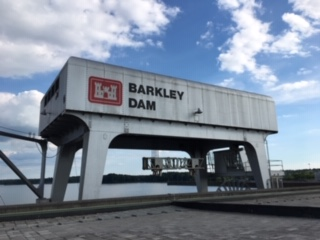 US Army Corps of Engineers, Nashville District: Lake Barkley Powerhouse Roof Replacement