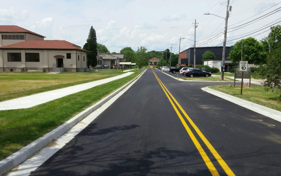 US Army Corps of Engineers, Louisville District SDVOSB Multiple Award Task Order Contract (MATOC): 6500 Block Street – Repair Pavement and Drainage