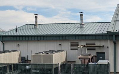 US Department of Agriculture (USDA): Agriculture Research Station, Appalachian Fruit Research Station & NCCWA Boiler Room: Multiple Roof Replacements